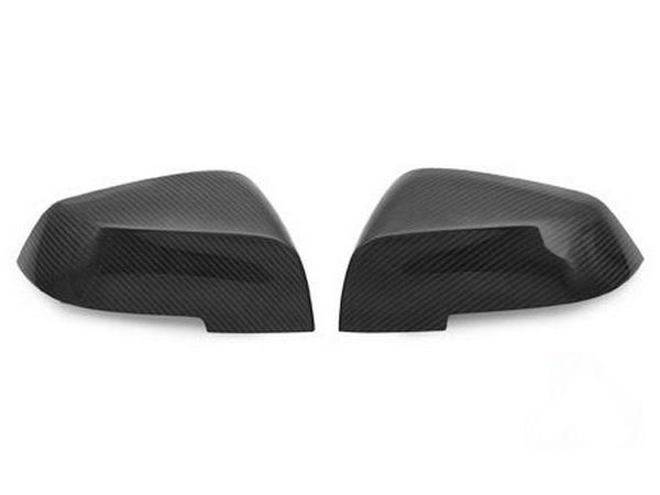 Карбон накладки на зеркала BMW 3 F30 (2012-)