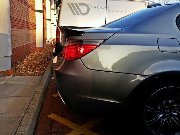 "Спойлер багажника лип BMW E60 (2003-2010) ""GENERATION V"""