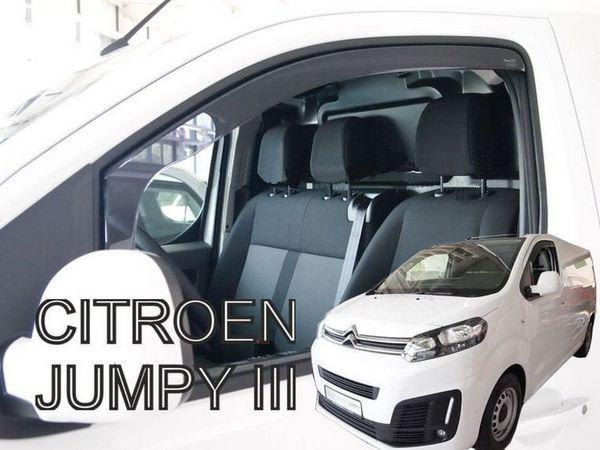 Ветровики CITROEN Jumpy III (2017+) - HEKO 1