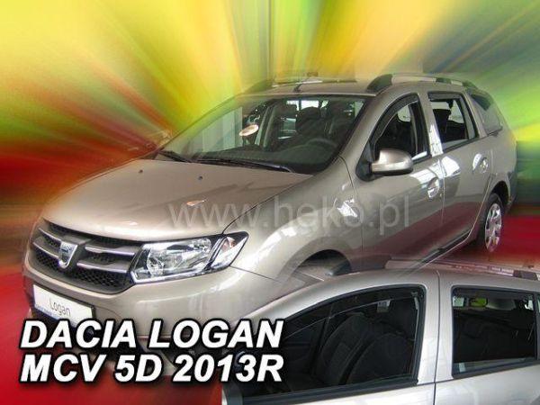Ветровики DACIA Logan III MCV (2013-) SW HEKO