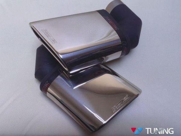 Насадки на глушитель VW Touareg I (2002-2010) BUZZER