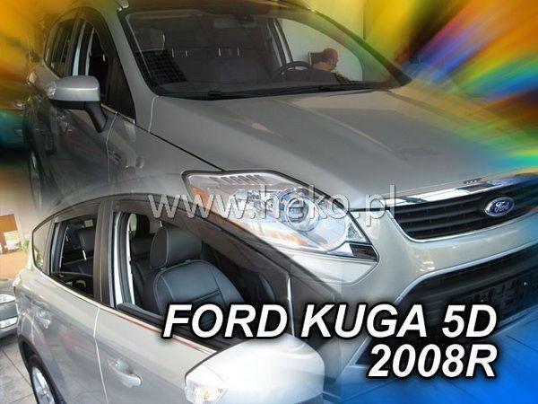 Ветровики FORD Kuga I (2008-2012) 5D HEKO