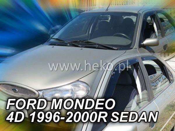 Ветровики FORD Mondeo Mk2 (1996-2000) Sd/HB HEKO