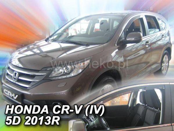 Ветровики HONDA CR-V IV (2012-2016) HEKO