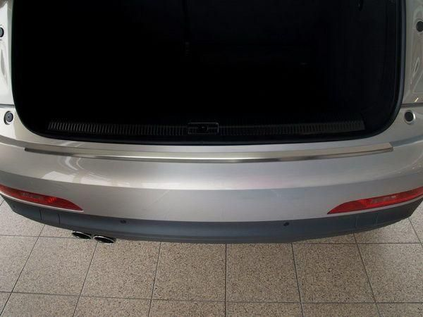 Накладка на задний бампер AUDI Q3 (2011-) AVISA