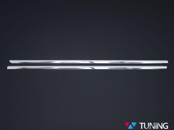 Хром нижние молдинги стёкол DACIA (RENAULT) Dokker 3