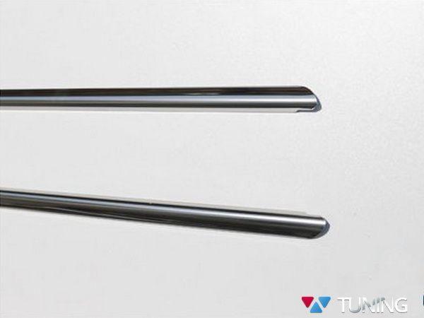 Хром нижние молдинги стекол DACIA Logan II MCV (2013-) SW
