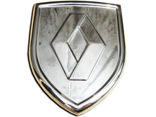 Хром логотип DACIA Logan (2004-2011) на решётку