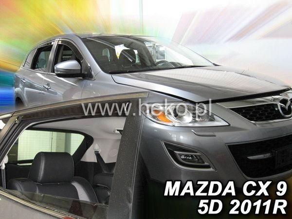 Ветровики MAZDA CX-9 (2007-) HEKO