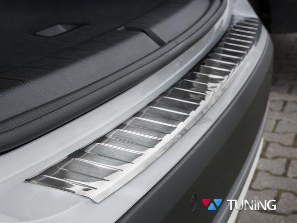 Защитная накладка на задний бампер BMW X1 F48