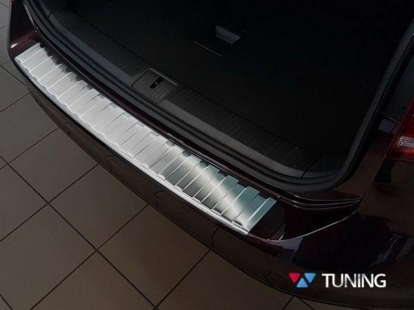 Накладка на бампер VW Passat B8 (2015-) Combi - AVISA - фото #3