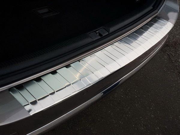 Защитная накладка на бампер VW Passat B7 Variant Польша