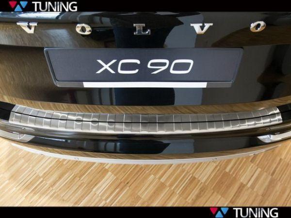 Накладка на задний бампер VOLVO XC90 II (SE) (2016-) AVISA