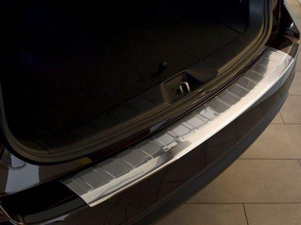 Накладка на задний бампер SUBARU Forester IV (14-18) - AVISA