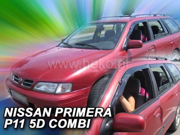 Ветровики NISSAN Primera P11 (1995-2002) Combi HEKO