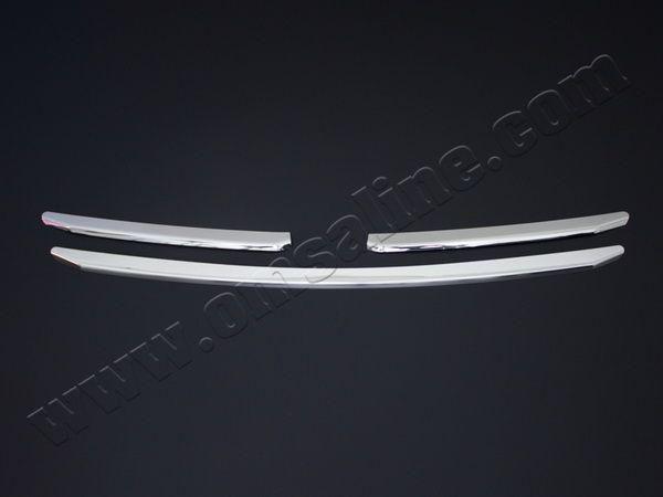 Хром накладки на решётку FIAT Ducato (2014-) рестайлинг