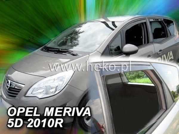 Ветровики OPEL Meriva B (2010-) - Heko 2
