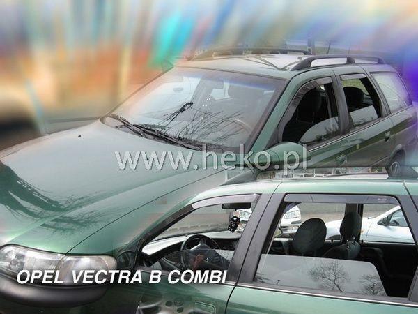Ветровики OPEL Vectra B (1996-2002) Combi HEKO