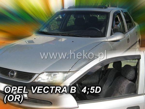 Ветровики OPEL Vectra B (1995-2002) Hatchback/Sd HEKO