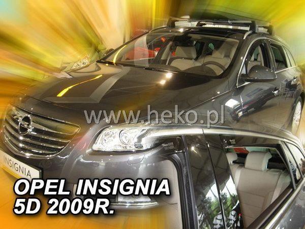 Ветровики OPEL Insignia (2009-) Combi HEKO