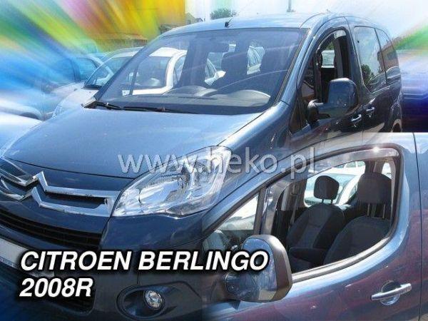 Ветровики Citroen Berlingo II (2008-) - Heko 2