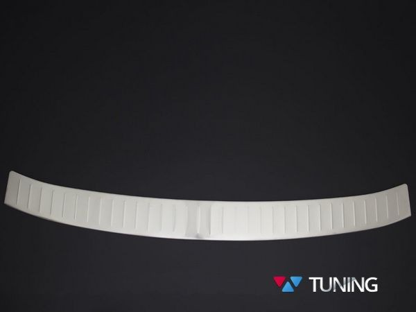 Хром накладка на задний бампер FORD Kuga II (2013-) OMSA