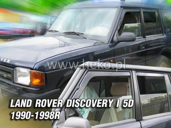 Ветровики LAND ROVER Discovery I (1990-1998) 5D HEKO