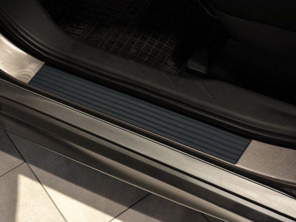 Защитные накладки на дверные пороги универсальные 4 см
