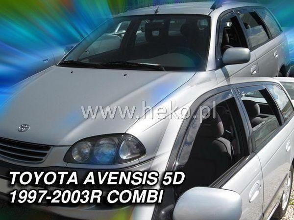 Ветровики TOYOTA Avensis I (1997-2003) Combi HEKO