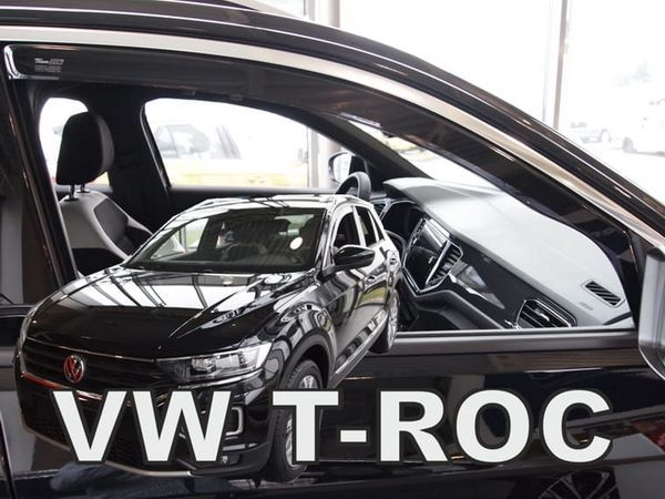 Ветровики VW T-Roc - Heko 1