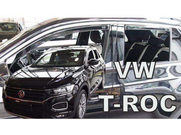 Ветровики VW T-Roc - Heko 2
