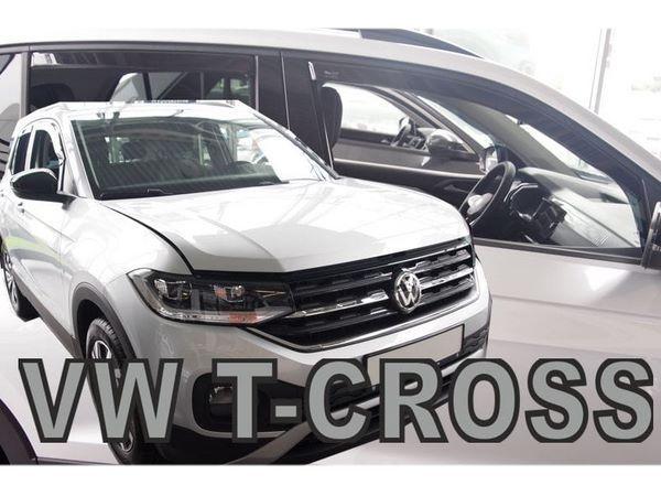 Ветровики VW T-Cross (2019+) - Heko 2