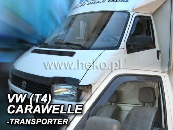 Ветровики VW T4 Transporter / Caravelle (1990-) HEKO
