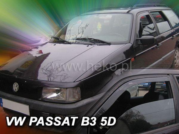 Ветровики VW Passat B4 3A (93-97) 4D Sedan HEKO