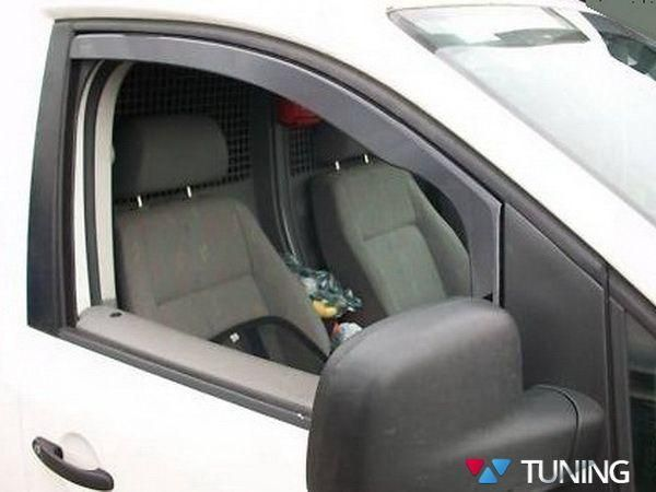 Ветровики VW Caddy III (2004-) HEKO