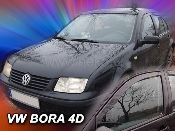 Ветровики VW Bora A4 (1998-2005) Sedan HEKO