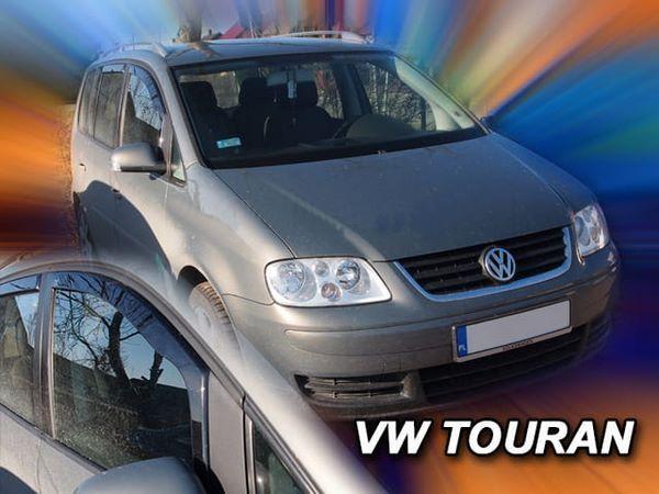 Ветровики VW Touran I (2003-2015) HEKO передние