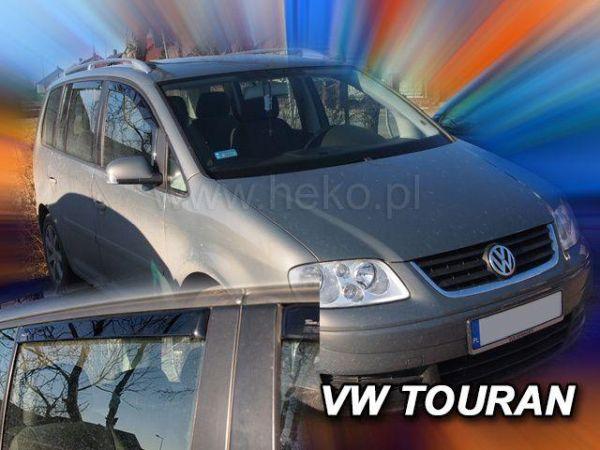 Ветровики VW Touran I (2003-2015) HEKO задние
