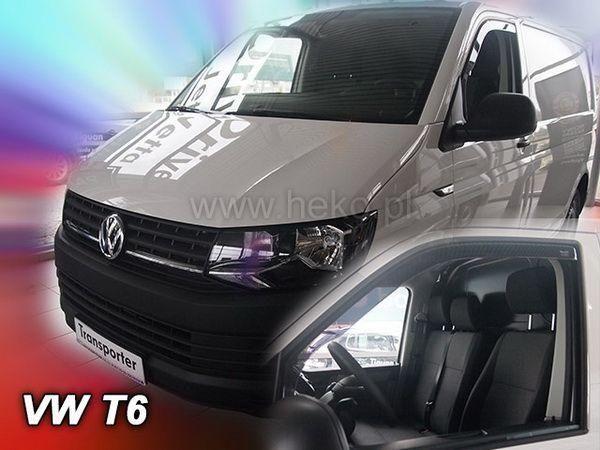 Ветровики VW T6 (2015-) HEKO