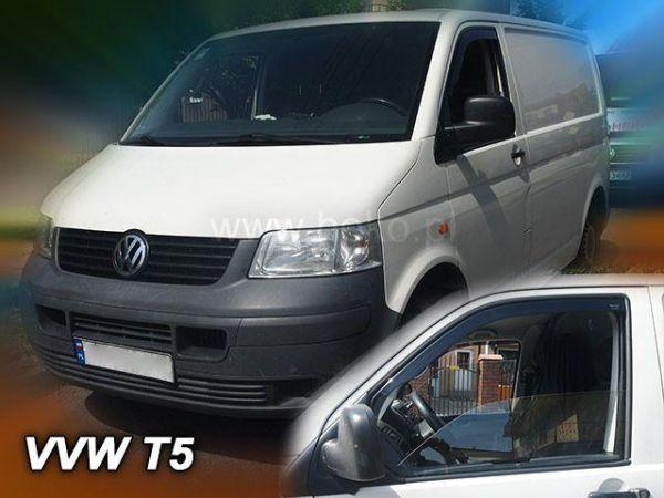 Ветровики VW T5 / T5+ (2003-2015) HEKO