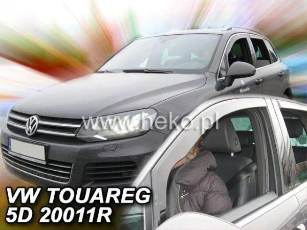 Ветровики VW Touareg I (2002-2010) - Heko 1
