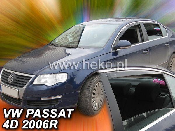 Ветровики VW Passat B6/B7 3C (2005-2015) Sedan HEKO
