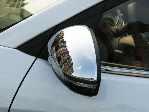 Хром накладки на зеркала HYUNDAI Tucson TL (2015-)