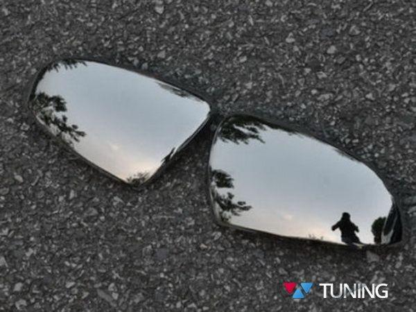 Хром накладки на зеркала HYUNDAI Tucson TL (2016-) - фото #5