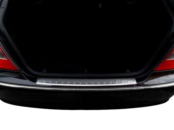 Накладка на задний бампер MERCEDES E W211 Sedan
