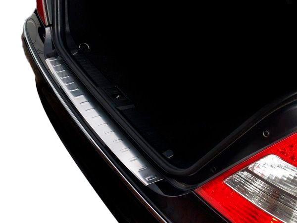 Накладка на задний бампер MERCEDES E W211 Sedan 2