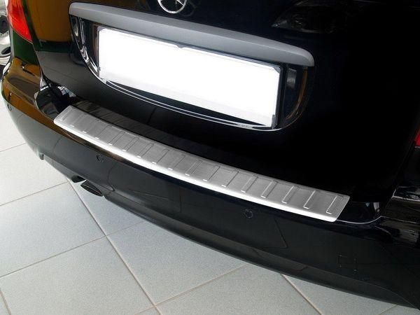 Защитная накладка заднего бампера MERCEDES W169 (2008-2012) 5D