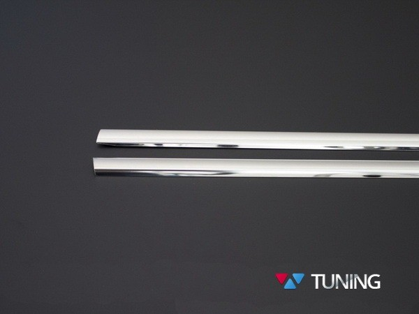 Хром нижние молдинги стёкол MERCEDES Citan W415 2 шт - фото 4
