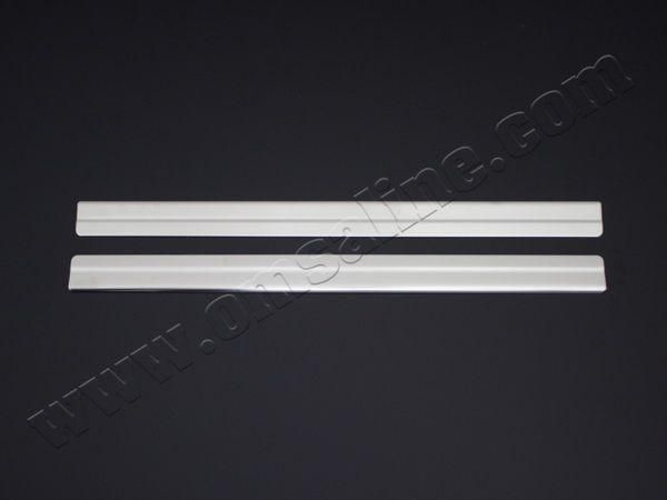 Хром накладки на пороги NISSAN Juke F15 (2010-) OMSA