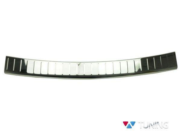 Накладка на бампер NISSAN Juke F15 (2014-) рестайлинг